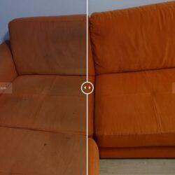 Przed i po praniu